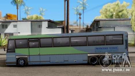 New Coach pour GTA San Andreas laissé vue