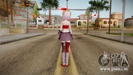 Sakerune Meiko pour GTA San Andreas