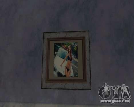 De nouvelles images de la maison de CJ pour GTA San Andreas troisième écran
