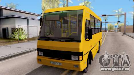 BASES А079.14 standard pour GTA San Andreas