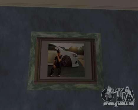 De nouvelles images de la maison de CJ pour GTA San Andreas septième écran