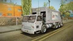 GTA 5 Jobuilt Trashmaster 2 IVF für GTA San Andreas