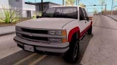 Chevrolet K3500 Silverado Crew Cab 1994 für GTA San Andreas
