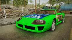Jester Final Fantasy X Paintjob pour GTA San Andreas