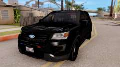 Ford Explorer FBI