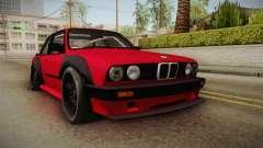 BMW M3 E30 Rocket Bunny für GTA San Andreas