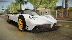 Pagani Zonda Low für GTA San Andreas