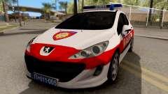 Peugeot 308 Žandarmerija