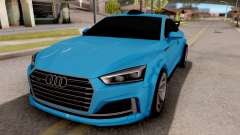 Audi S5 2017 Tuning pour GTA San Andreas