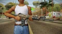 World War Z - Assault Rifle für GTA San Andreas