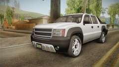 GTA 5 Declasse Granger Pickup