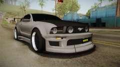 Ford Mustang Rocket JDM für GTA San Andreas