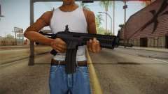 XCR Assault Rifle pour GTA San Andreas