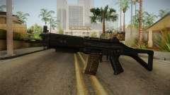 SIG-552 Assault Rifle