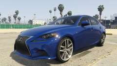 Lexus IS350 F-Sport 2014
