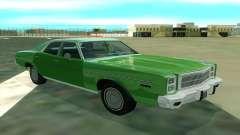 Plymouth Fury Salon 1978 pour GTA San Andreas