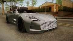 Aston Martin One-77 v2 für GTA San Andreas