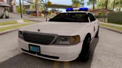 Dundreary Admiral Hometown PD 2009 für GTA San Andreas