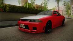 GTA 5 Annis Elegy Retro
