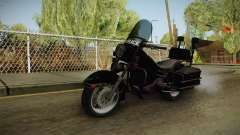 GTA 4 Police Bike
