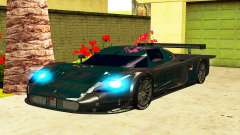 Maserati MC-12 GT1 Sports pour GTA San Andreas