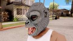 Le Masque De Gorille