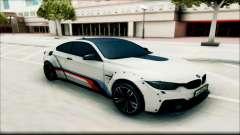 BMW M4 Perfomance
