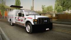 Ford F-250 2012 SA DOT Highway Helper