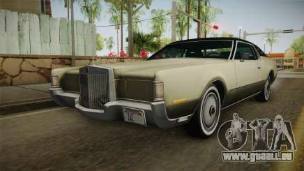 Lincoln Continental Mark IV 1972 für GTA San Andreas