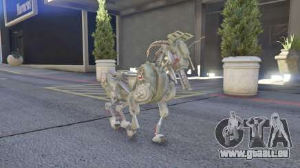 DOG Military Robot 1.0 pour GTA 5