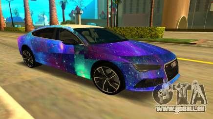 Audi RS7 für GTA San Andreas
