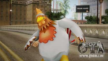 Cox Mascot pour GTA San Andreas