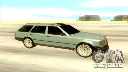 Mercedes-Benz W124 Wago für GTA San Andreas