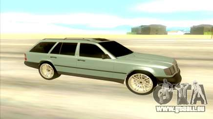 Mercedes-Benz W124 Wago pour GTA San Andreas