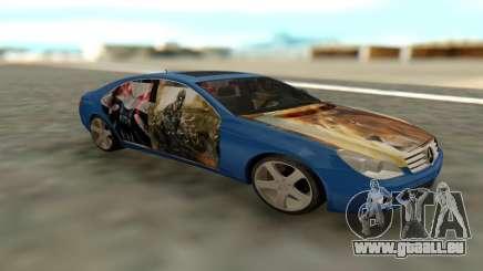 Mersedes-Benz CLS 350 für GTA San Andreas