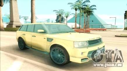 Range Rover Arden Design für GTA San Andreas