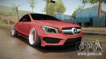 Mercedes-Benz CLA 45 AMG WideBody 2014 pour GTA San Andreas