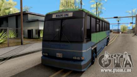 New Coach für GTA San Andreas