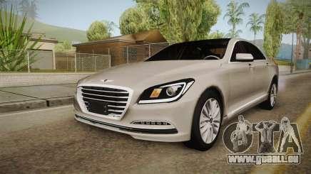 Hyundai Genesis 2016 für GTA San Andreas