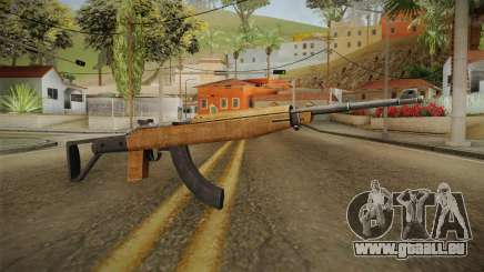 M2A1 New Stock and Magazine pour GTA San Andreas
