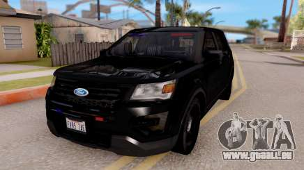 Ford Explorer FBI für GTA San Andreas