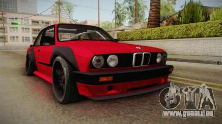 BMW M3 E30 Rocket Bunny pour GTA San Andreas