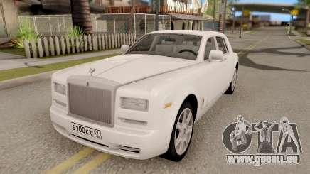 Rolls-Royce Phantom (VII) für GTA San Andreas