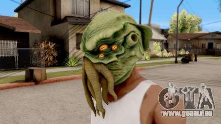 Le Masque De Cthulhu pour GTA San Andreas