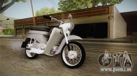 JAWA 50 Pionyr pour GTA San Andreas