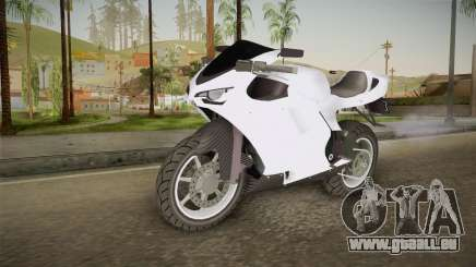 EFLC TLaD Pegassi Bati 801 für GTA San Andreas