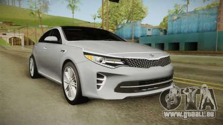 Kia Optima 2016 pour GTA San Andreas