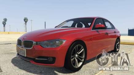 BMW 335i Sedan für GTA 5
