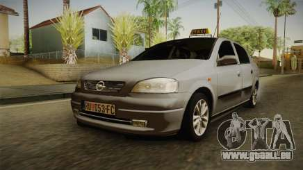 Opel Astra G 1999 pour GTA San Andreas