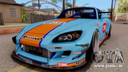 Honda S2000 Pandem Gulf Racing pour GTA San Andreas